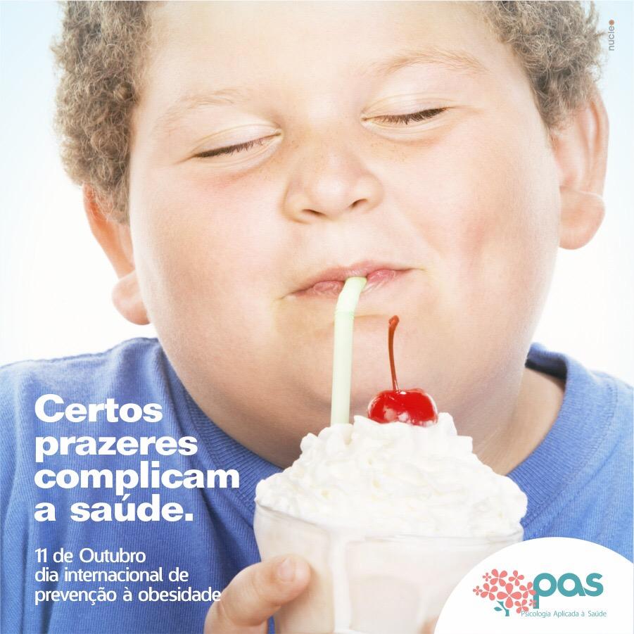 Prevenção da Obesidade na Infância